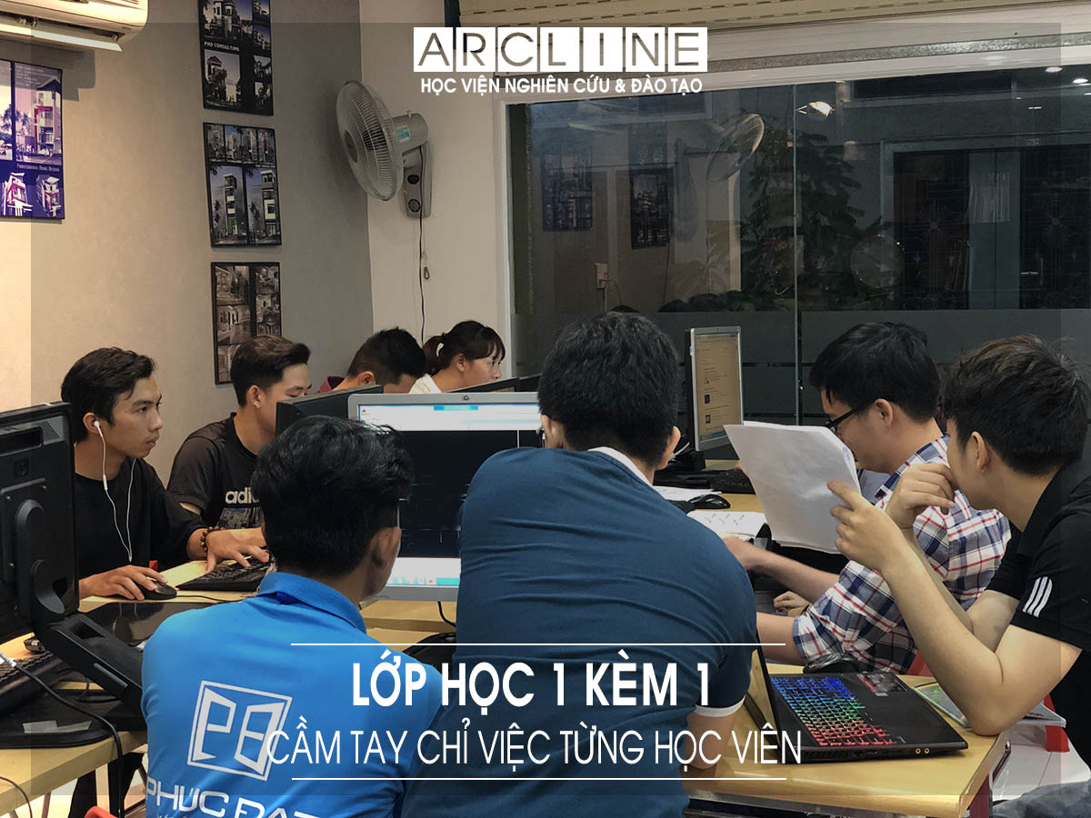 hinh anh lop hoc arcline academy 2