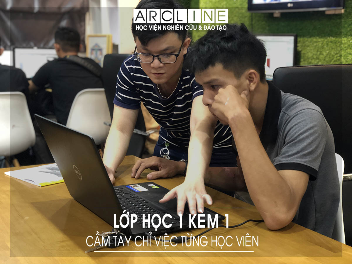 hinh anh lop hoc arcline academy 8